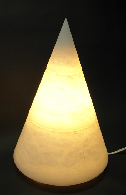 ランプ 円錐形