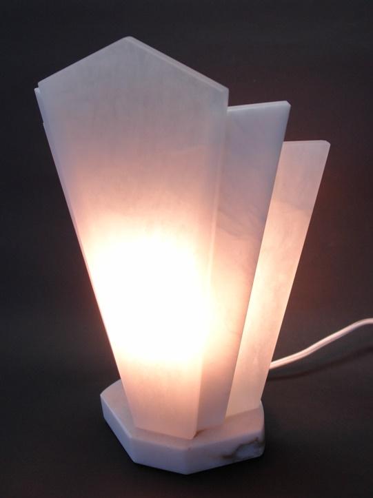 ランプ 扇型